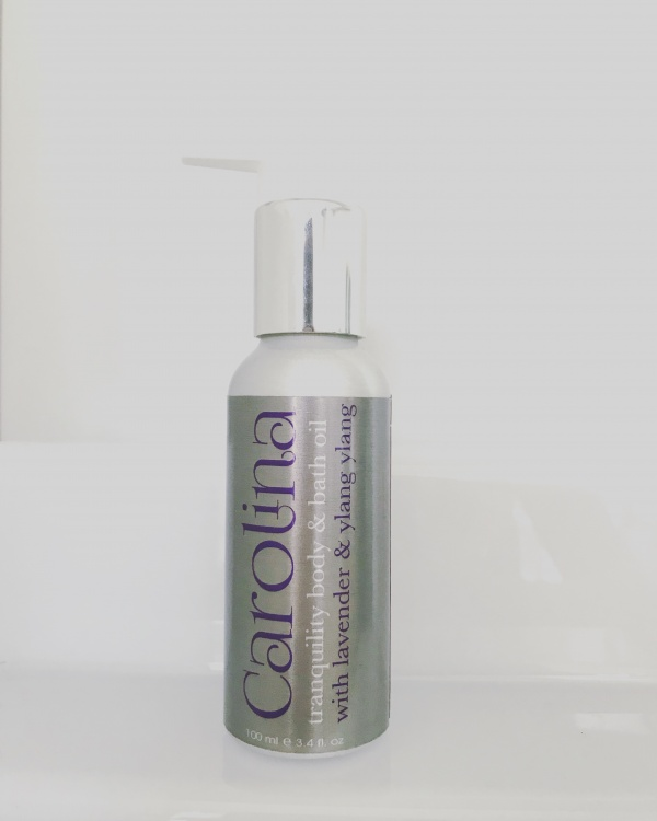 TRANQUILITY BATH AND BODY OIL
