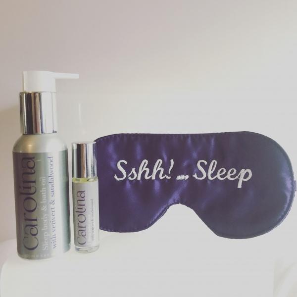 carolina aromatherapy sleep kit