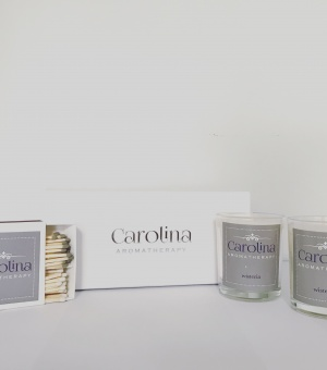 Small Gift Box carolina aromatherapy