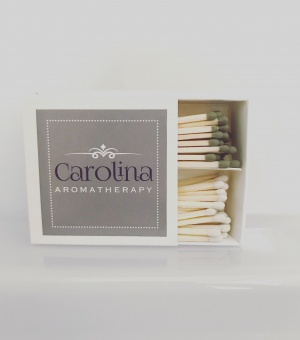 carolina aromatherapy matches
